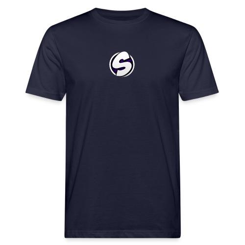 SilkyFX logo - Mannen Bio-T-shirt