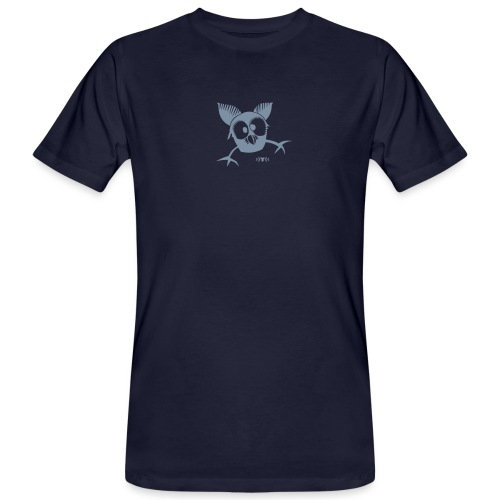 Eulchen - Männer Bio-T-Shirt