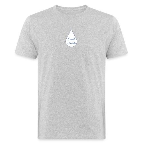 Concert 4 Water's Image Logo - Men's Organic T-Shirt