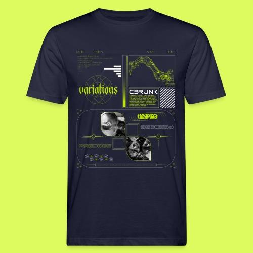 VARI8 PRØCS - Men's Organic T-Shirt