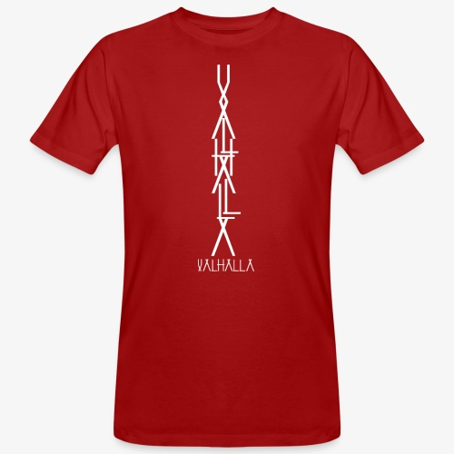 valhalla - T-shirt bio Homme