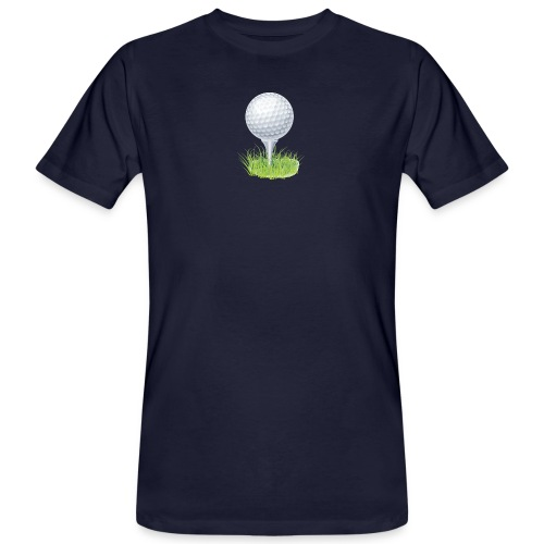 Golf Ball PNG Clipart - Camiseta ecológica hombre