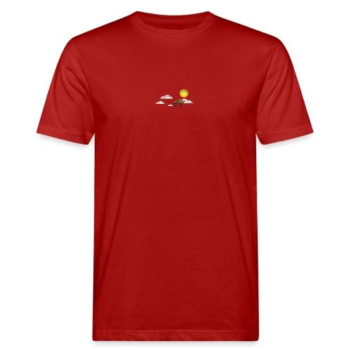 Slightly Looming Nonstandard Refraction Hyena - Men's Organic T-Shirt