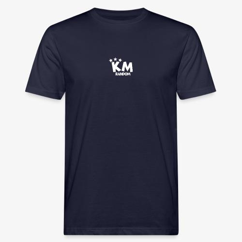 KMRANDOM SELECTIE - Mannen Bio-T-shirt