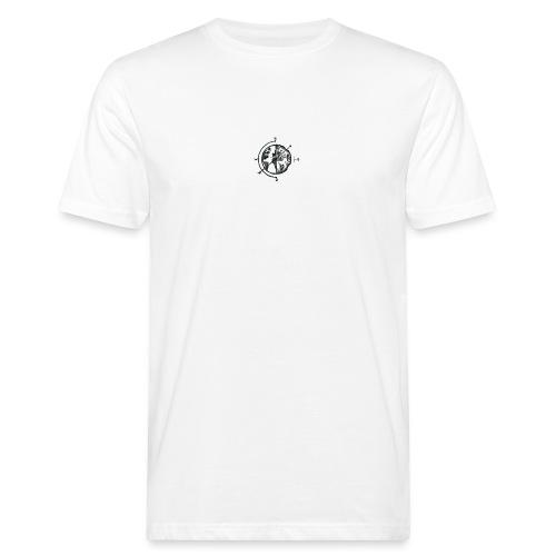 KOMPAS OFFICIAL - Mannen Bio-T-shirt
