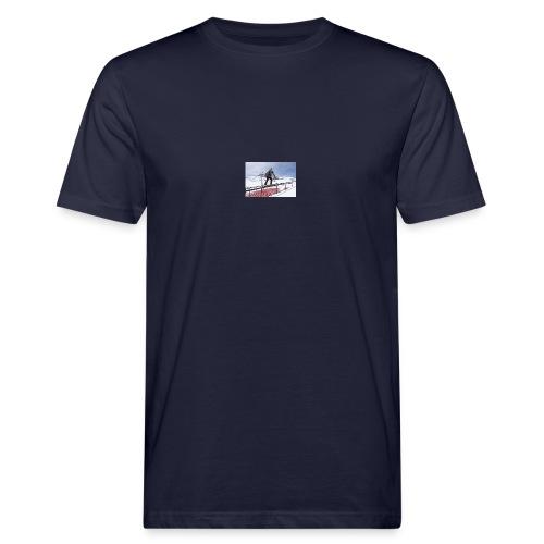 Freeski - Männer Bio-T-Shirt