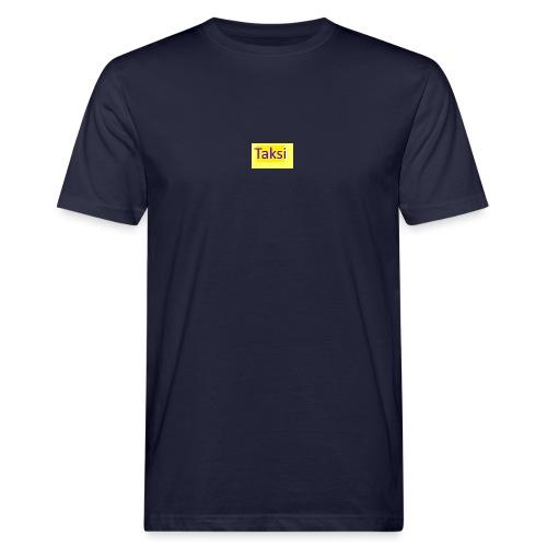 Taksi - Miesten luonnonmukainen t-paita