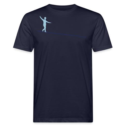 seiltanz - Männer Bio-T-Shirt