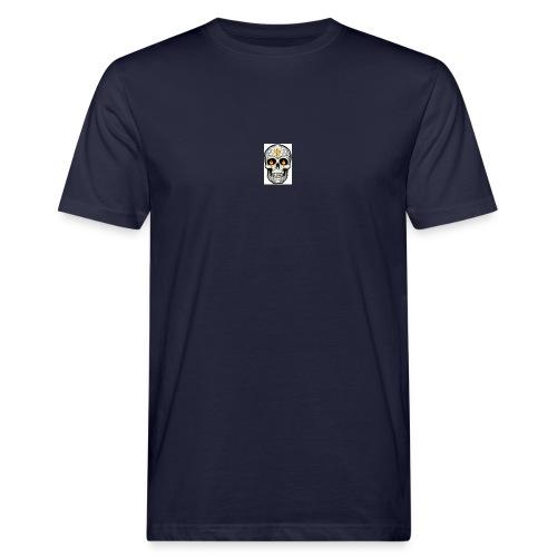 tete de mort - T-shirt bio Homme
