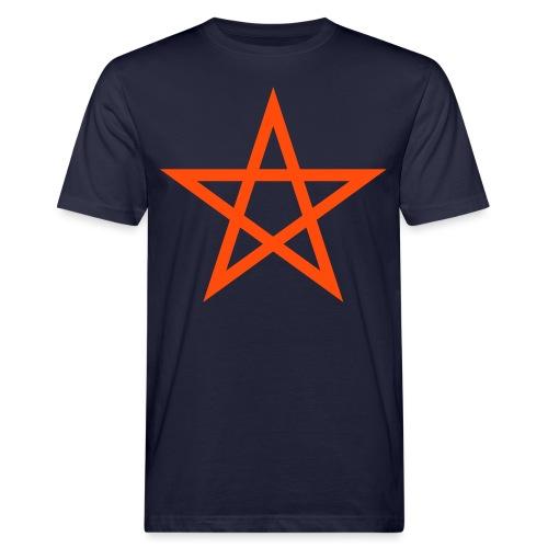 Pentagramme Wicca - T-shirt bio Homme