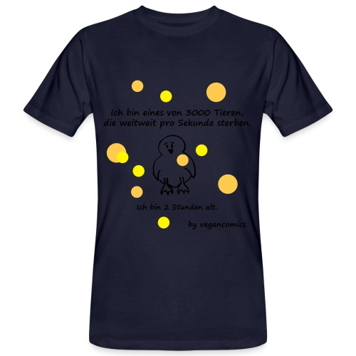 kueken - Männer Bio-T-Shirt