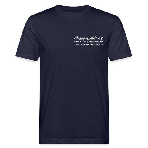 schriftcs - Männer Bio-T-Shirt
