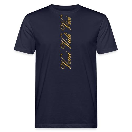 Veni Vidi Vici - Miesten luonnonmukainen t-paita