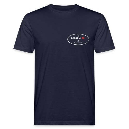 Brest m'aime - T-shirt bio Homme