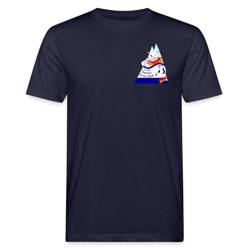 Logo colori - T-shirt ecologica da uomo