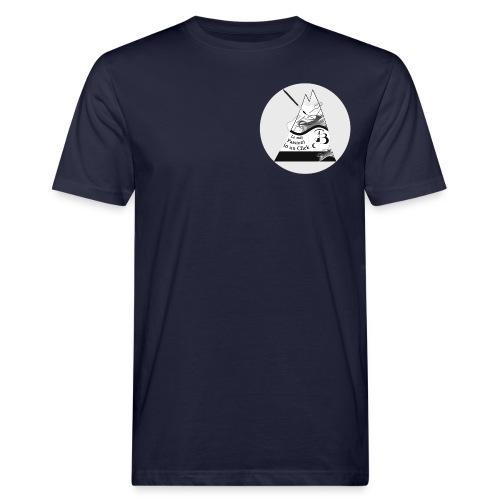 Logo BN - T-shirt ecologica da uomo