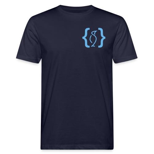 Christer Holm Logga - Ekologisk T-shirt herr
