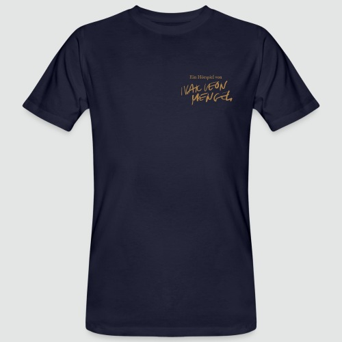 Ein Hörspiel von Ivar Leon Menger - Männer Bio-T-Shirt