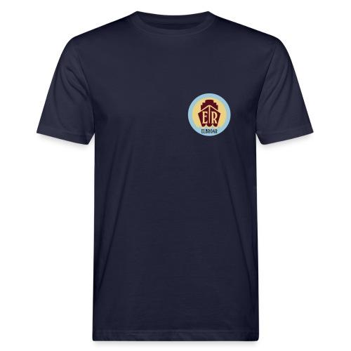 elbroarlogo_kleiner - Männer Bio-T-Shirt
