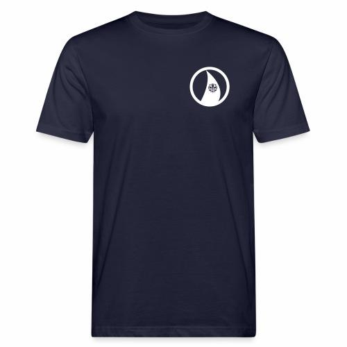 Logga Negativ - Ekologisk T-shirt herr