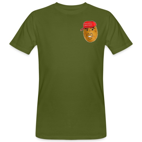 Potato - T-shirt bio Homme