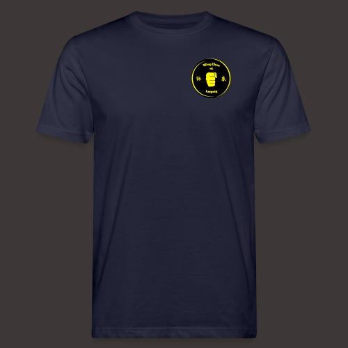 Logo Kampfkunstschule Leipzig - Männer Bio-T-Shirt