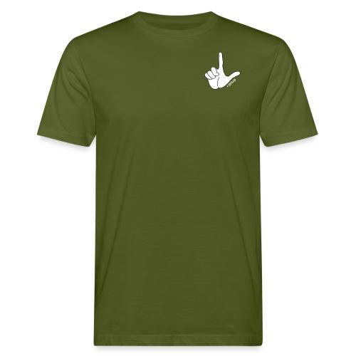 DedoBigEla - Camiseta ecológica hombre