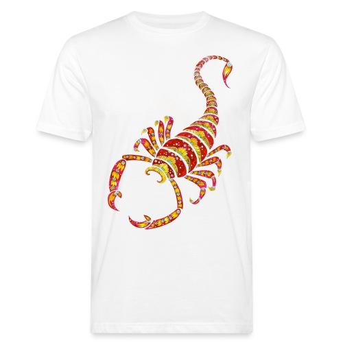 Diego le scorpion - T-shirt bio Homme
