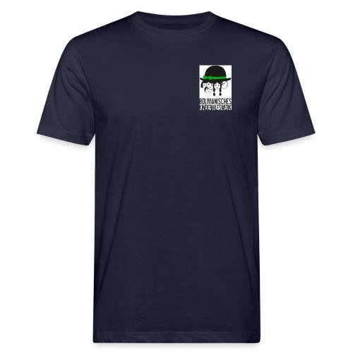 bkhw logo 4c gross - Männer Bio-T-Shirt
