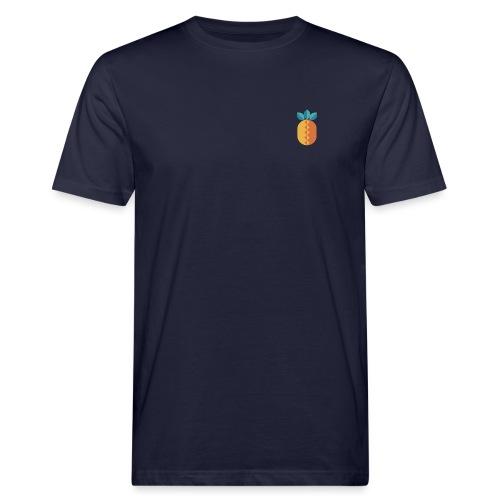 Ananas - Männer Bio-T-Shirt