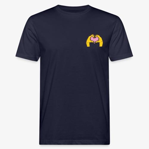 Manos - Camiseta ecológica hombre