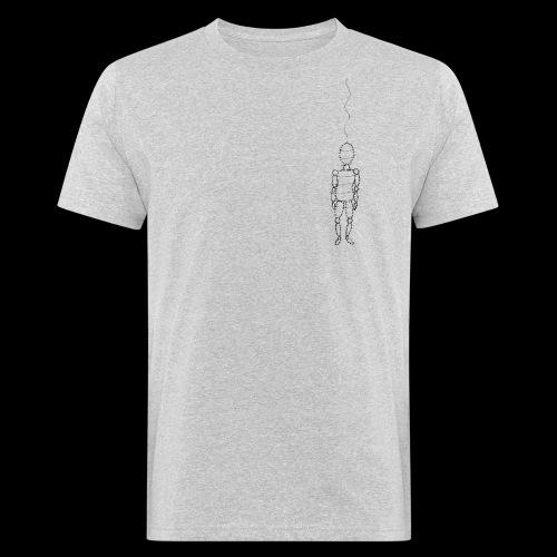 Menschonpoint - Männer Bio-T-Shirt