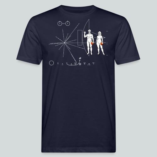 Basketball Pioneer Plaque - T-shirt bio Homme