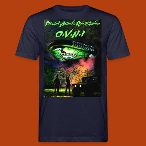 T Shirt ovni green 01 - T-shirt bio Homme