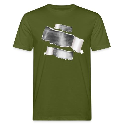 Chest X-Ray - T-shirt ecologica da uomo