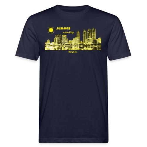 Bangkok Thailand City Summer - Männer Bio-T-Shirt