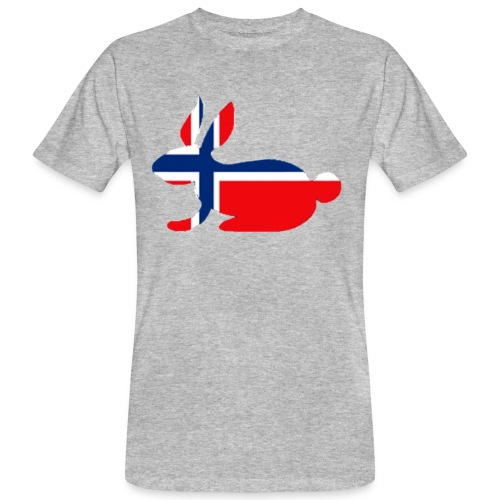 norwegian bunny - Men's Organic T-Shirt