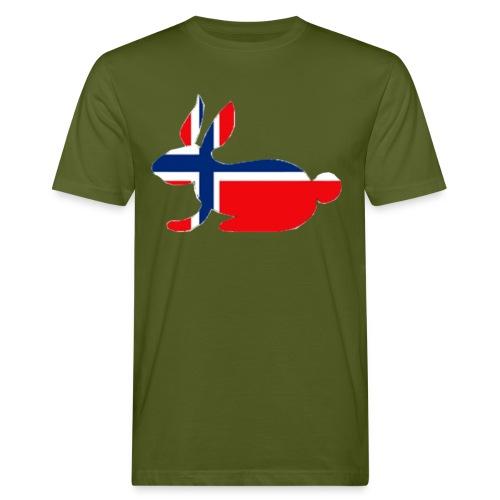 norwegian bunny - Men's Organic T-Shirt