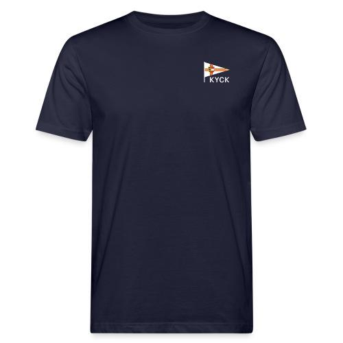 KYCK - classic navy - Männer Bio-T-Shirt