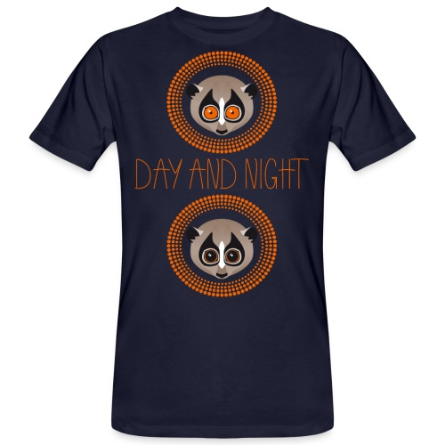 DAYandNIGHT - Männer Bio-T-Shirt