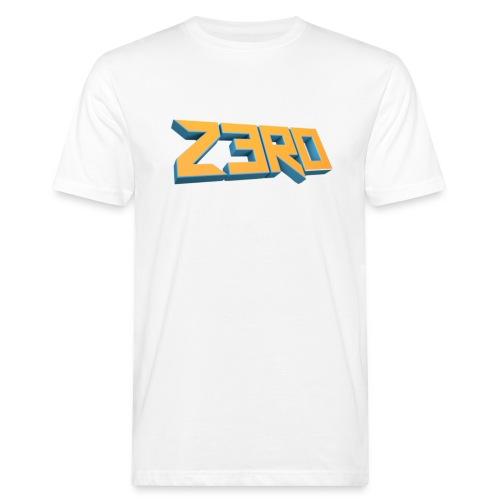 The Z3R0 Shirt - Men's Organic T-Shirt