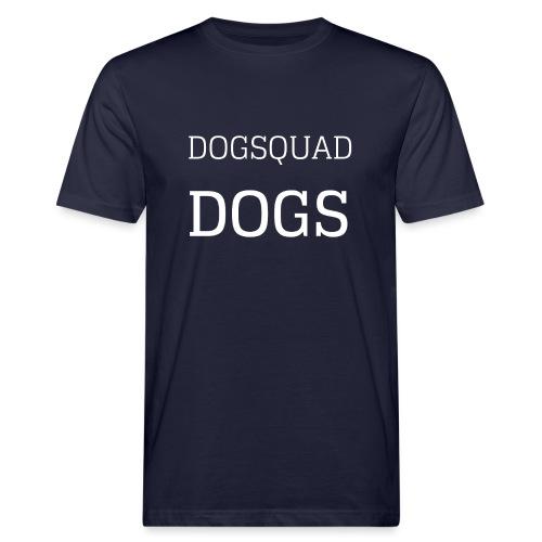 DOGS QUAD - Men's Organic T-Shirt