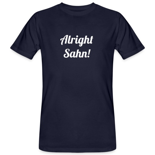Alright Sahn Wexford - Men's Organic T-Shirt