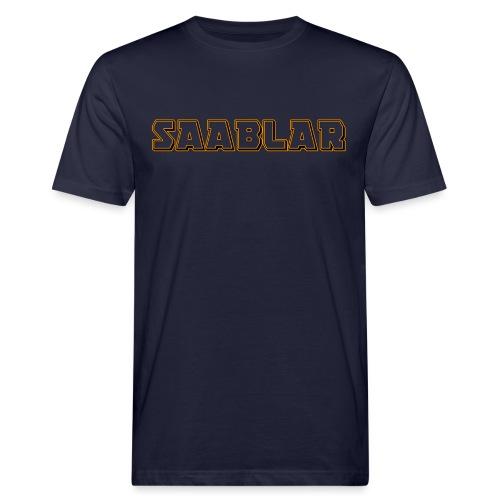 SAABLAR - Ekologisk T-shirt herr