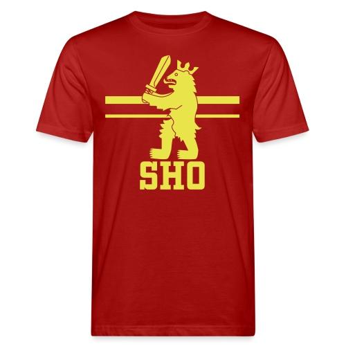 SHO Satakunta - Miesten luonnonmukainen t-paita