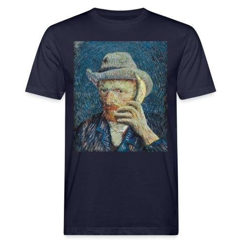Van Gogh - Mannen Bio-T-shirt