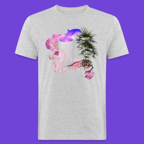 Purple Drank - T-shirt ecologica da uomo