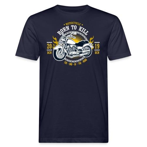 Motorcycle1 - Camiseta ecológica hombre