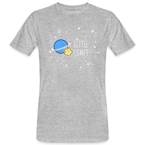 Little Comet - Miesten luonnonmukainen t-paita