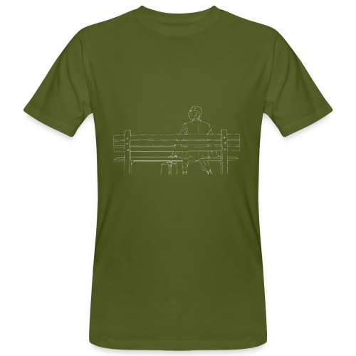 Chocolates - Men's Organic T-Shirt